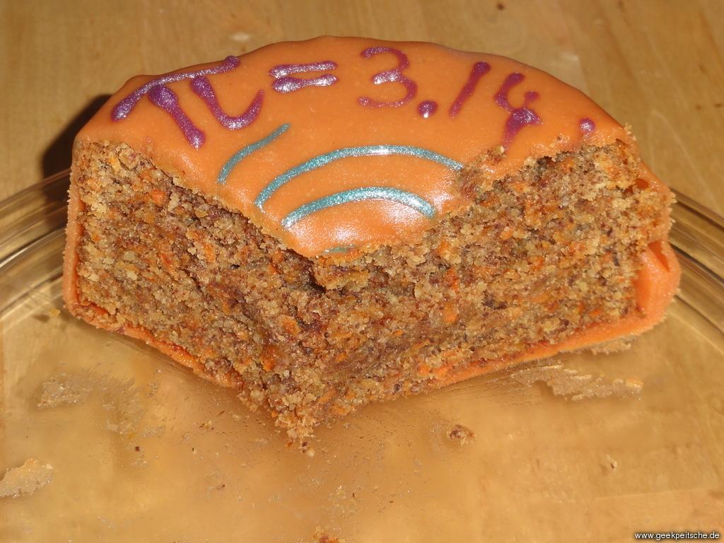 Pi Kuchen Zum Pi Tag Veganer Rublikuchen Verkabelt