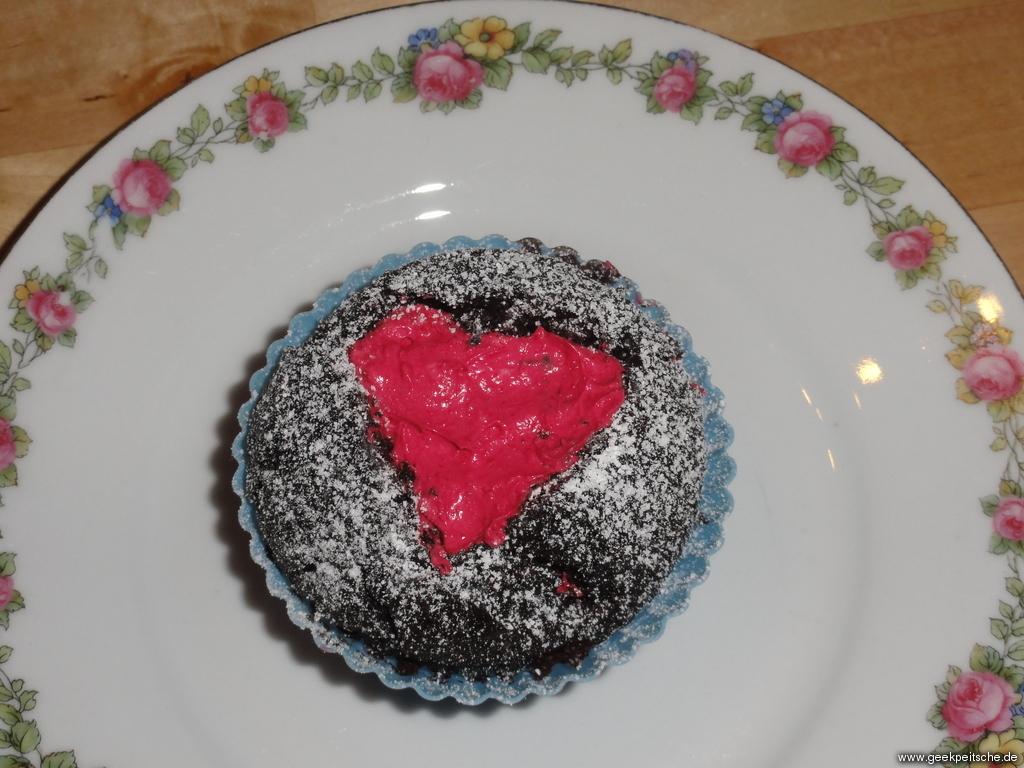 Vegane Kuchen Muffins Verkabelt